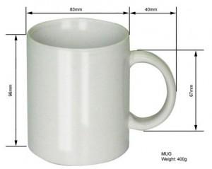 ukuran standard